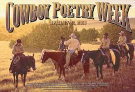 cowboy poetry week morton